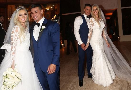 Vestido de noiva Juju Salimeni