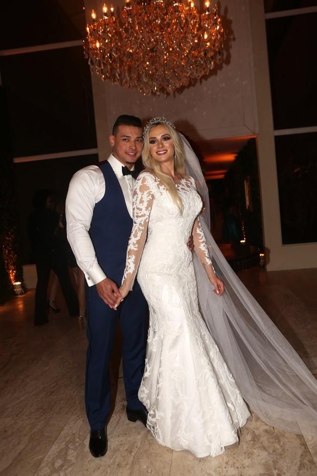 Fotos do casamento de Juju Salimeni e Felipe Franco