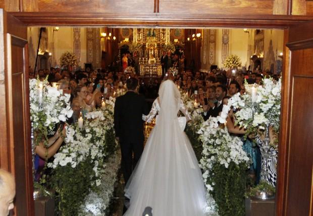 Fotos do casamento de Juju Salimeni