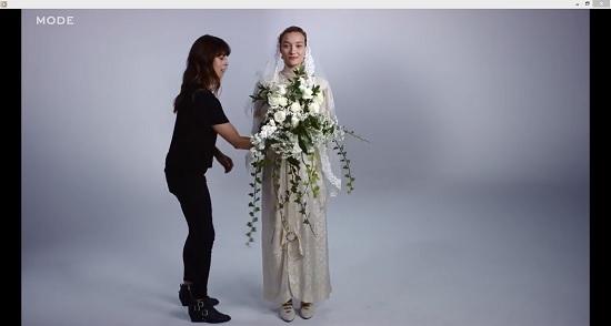 Vídeo de 3 minutos mostra a evolução dos vestidos de noiva nos últimos 100 anos