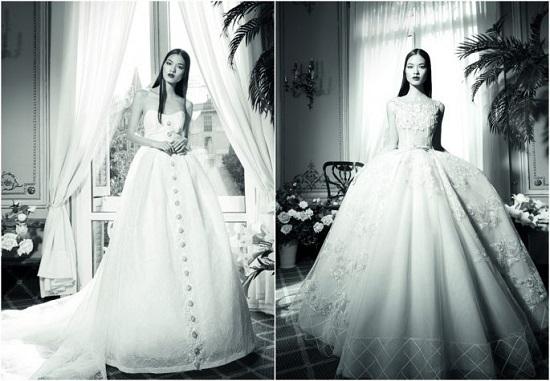 Vestidos de noiva tendência 2016