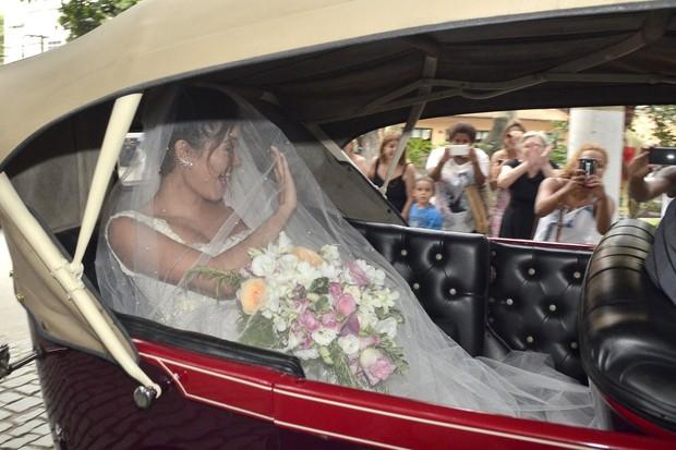 Sophie Charlotte de noiva