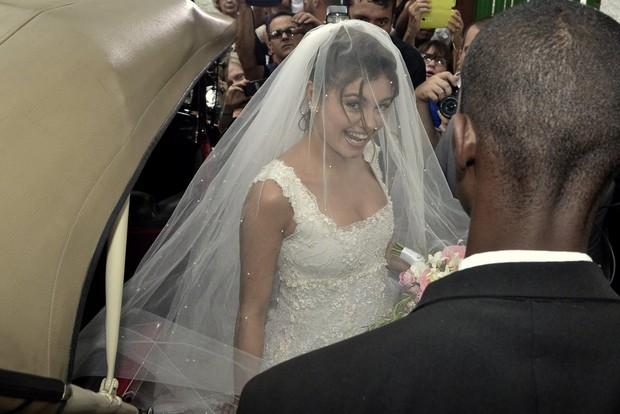 Sophie de noiva