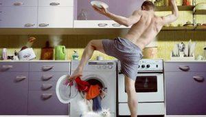 Homens que ajudam suas esposas nos afazeres domésticos tendem a se divorciar